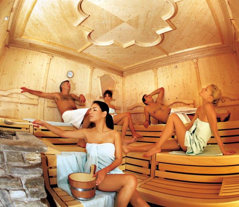 sauna-resort