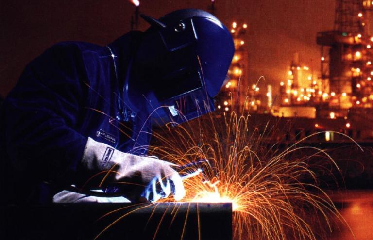 welding city